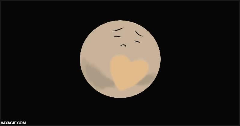 Enlace a Así se debió sentir Plutón