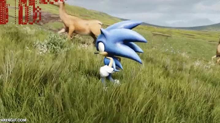 Enlace a Así sería Sonic si sus juegos se hicieran con el Unreal Engine 4