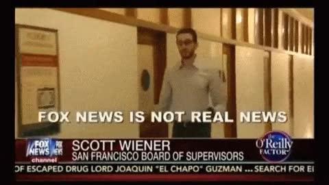 Enlace a Así se debería tratar a los medios partidistas y poco objetivos, bien por Scott Wiener
