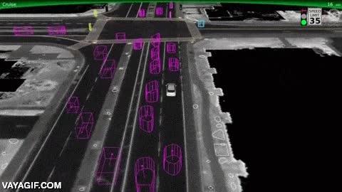 Enlace a Así fue el primer accidente del coche que se conduce solo de Google