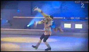 Enlace a Cuando el patinaje sobre hielo y el pressing catch se dan la mano