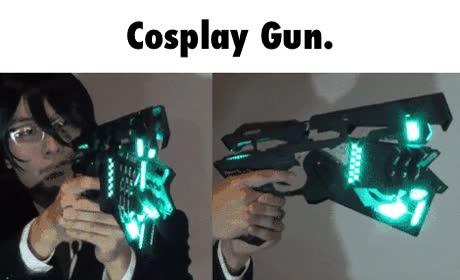 Enlace a ¿Te ríes de los frikis que hacen cosplay? Cuando seas capaz tú de hacer algo así, entonces hablamos