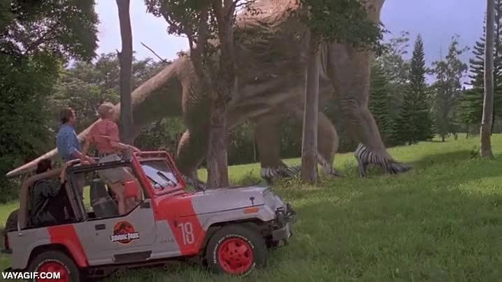 Enlace a Jurassic Park: Taconazos edition