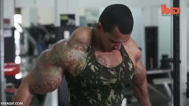 Enlace a Musculación totalmente natural