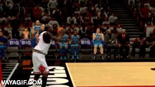 Enlace a El basket en los videojuegos cada vez es más realista