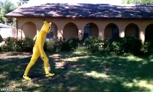 Enlace a Pikachu ya no es tan ágil como en los primeros juegos