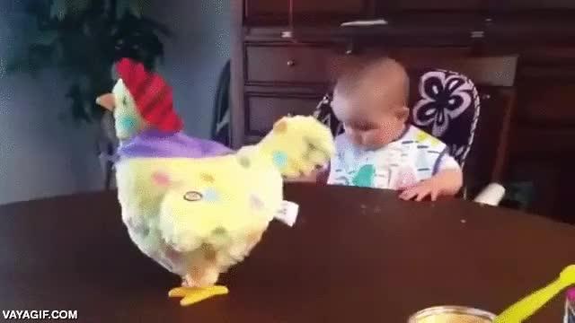 Enlace a Cuando eres un bebé y cualquier cosa te despierta una emoción incontrolable