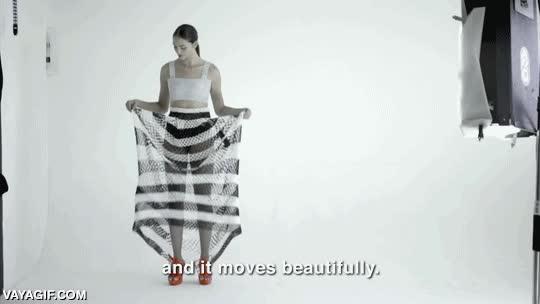 Enlace a La impresión 3D llega también al mundo textil