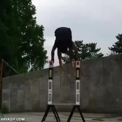 Enlace a Cuando el equilibrismo y las acrobacias se llevan a otro nivel