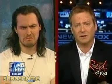 Enlace a Nunca lleves a un troll en potencia a una entrevista en directo