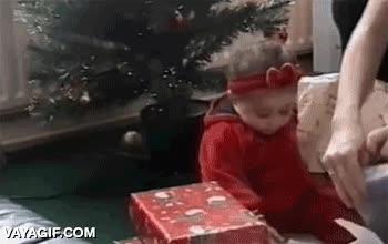 Enlace a ¡Aquí tienes tu regalo de navidad, niña!