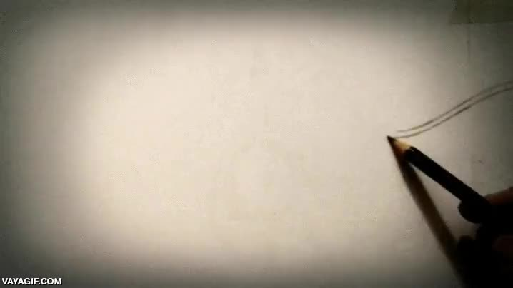 Enlace a Pensamientos, un corto animado a lápiz en stop-motion increíble