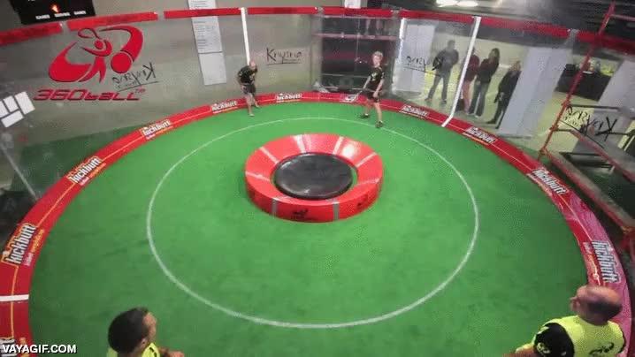 Enlace a Pingpong de 360 grados, locura máxima, pero lo quiero jugar ya
