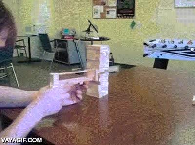 Enlace a Nueva y eficiente manera de jugar al jenga
