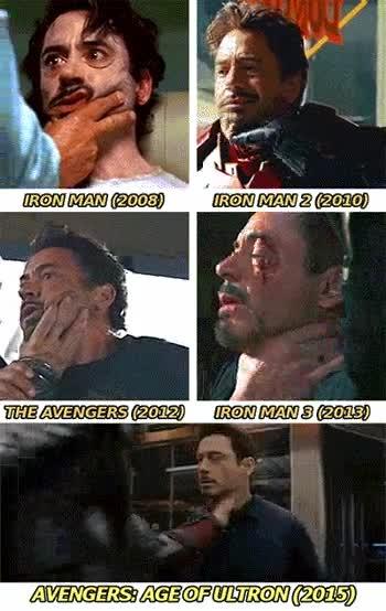 Enlace a Algo tiene el cuello de Iron-man que lo hace tan irresistible