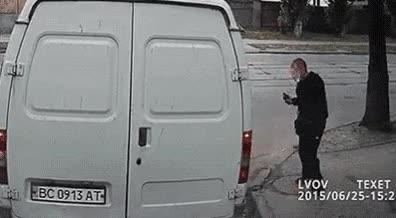Enlace a Accidentes peatonales con el móvil