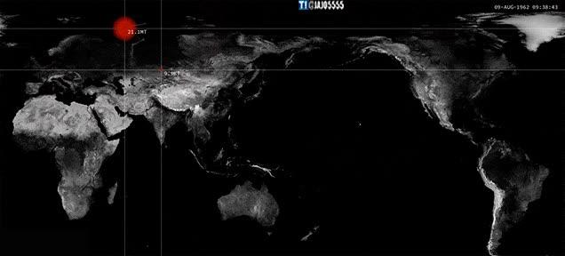 Enlace a Todas las explosiones nucleares que ha habido desde 1945