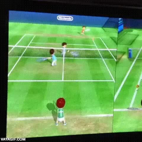 Enlace a Resumen de la mayoría de partidos de tenis en el Wii Sports