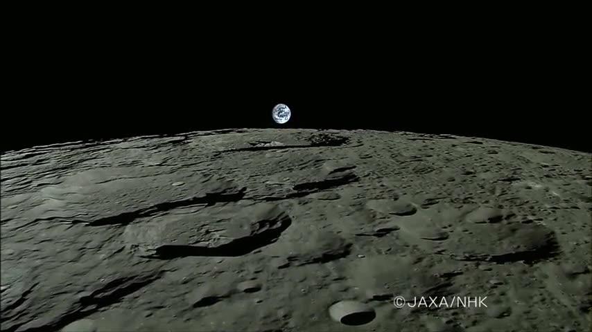Enlace a Los astronautas dicen que ver aparecer la Tierra desde la Luna cambia tu percepción de la vida
