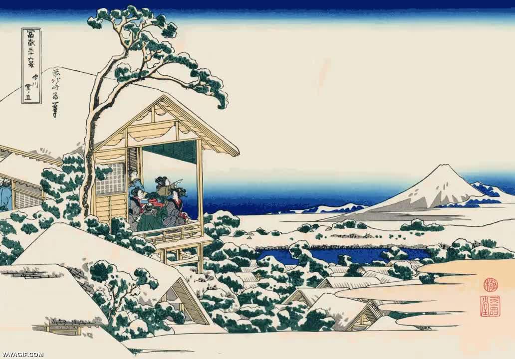 Enlace a Los dibujos tradicionales japoneses modernizados y adaptados a nuestros tiempos