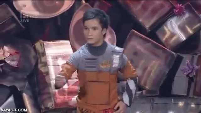 Enlace a Este tío es 0% humano, el mejor bailarín robot que haya visto