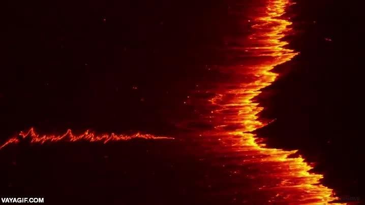 Enlace a Esto es lo que se puede ver desde dentro de un volcán