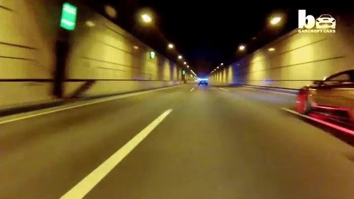 Enlace a Parece un videojuego pero son imágenes reales grabadas en una carretera de Tokyo