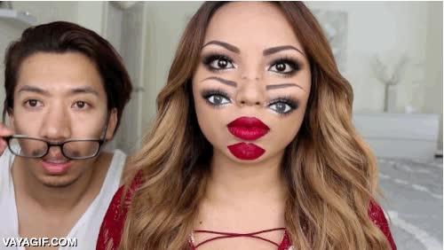 Enlace a El maquillaje para Halloween que dejará locos a todos tus invitados
