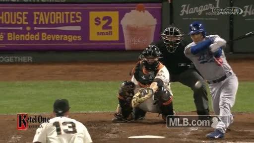 Enlace a ¿Se puede golpear una pelota con un bate dos veces en el mismo lanzamiento?