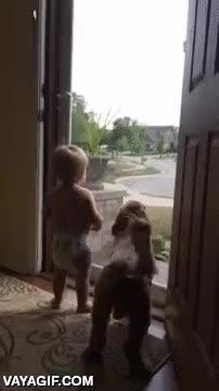 Enlace a Cuando papá llega a casa