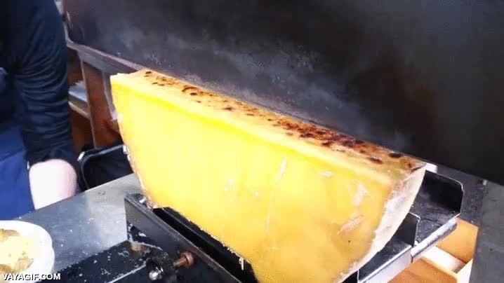 Enlace a Curioso y muy eficiente sistema de fundido de queso