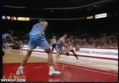 Enlace a Si es que no ha habido nadie más grande en el basket