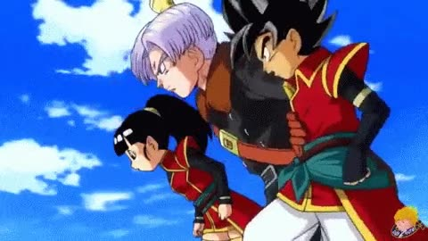 Enlace a Y así es como Gohan se convierte en SS4, en Dragon Ball Heroes