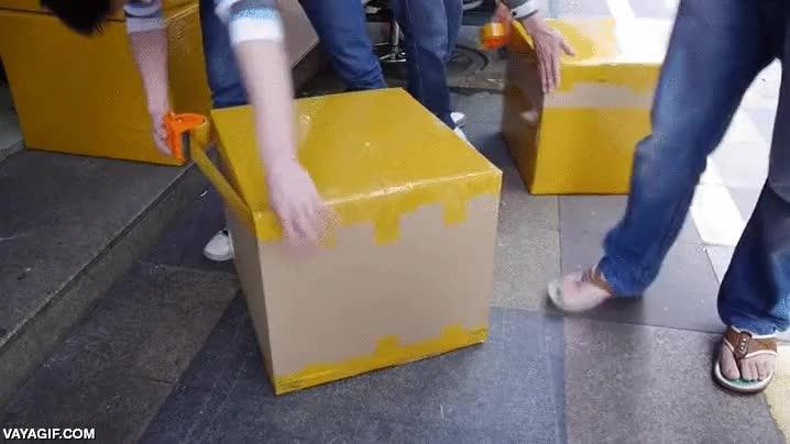 Enlace a La técnica para embalar cajas es lo más importante