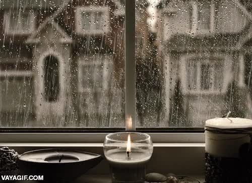 Enlace a La tranquilidad y la paz de quedarse en casa cuando afuera está lloviendo