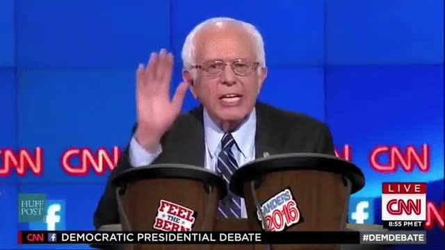 Enlace a Este político estadounidense sabe cómo darle ritmo a los debates televisados