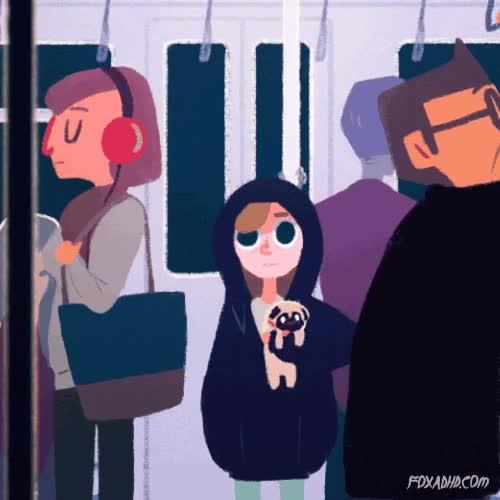 Enlace a Y por eso no es buena idea viajar en el metro con los auriculares a todo volumen