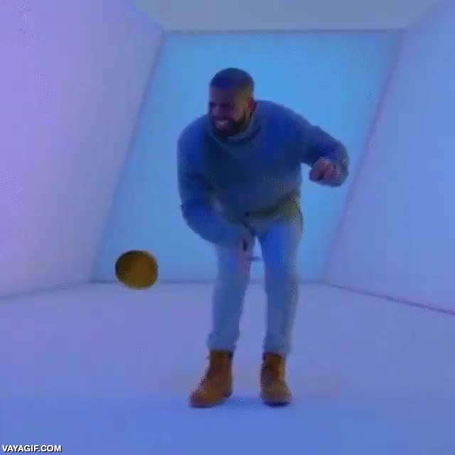Enlace a Drake es el más legendario Fruit Ninja