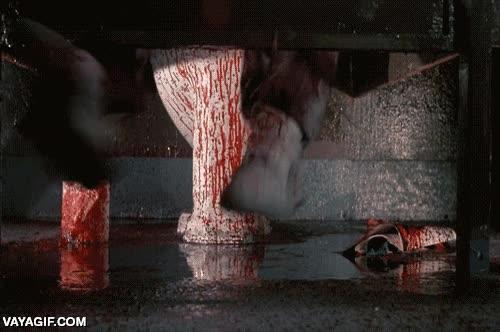 Enlace a El terror en Halloween ha llegado, cuidado si tenéis que ir al lavabo