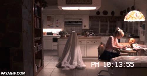 Enlace a Ha habido gente que se ha currado mucho las bromas de Halloween, ¿o no es una broma?