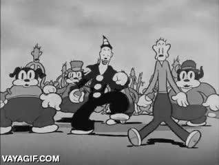 Enlace a Los dibujos animados de antes eran un poquito inquietantes y perturbadores