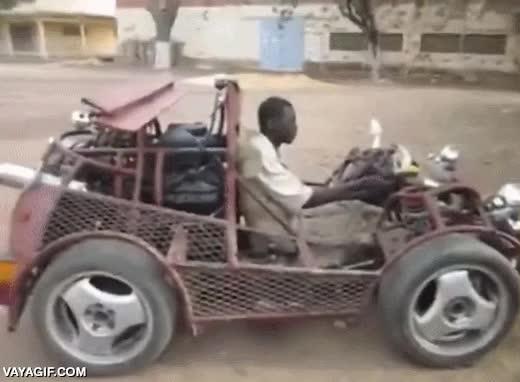 Enlace a ¿No tienes dinero para un coche? Mejor, hazte el tuyo propio desde cero