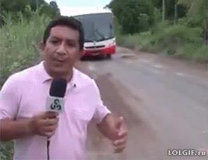 Enlace a Un buen reportero no se deja impresionar tan fácilmente