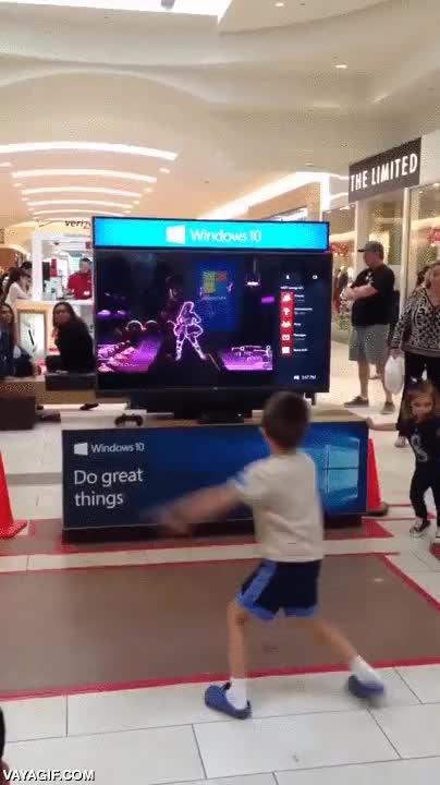 Enlace a Algunos simplemente han nacido para bailar