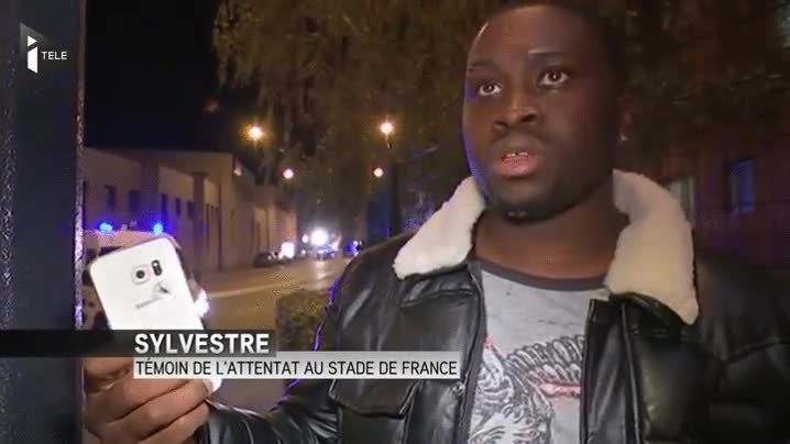 Enlace a Un hombre que sobrevivió a los disparos en Francia porque su smartphone detuvo la bala