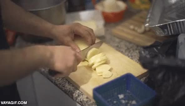 Enlace a La peor pesadilla de un cocinero
