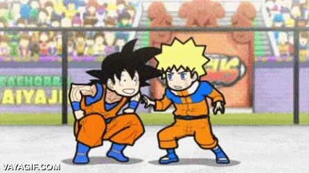 Enlace a Para los que dicen que Naruto y Goku están a un nivel parecido de poder