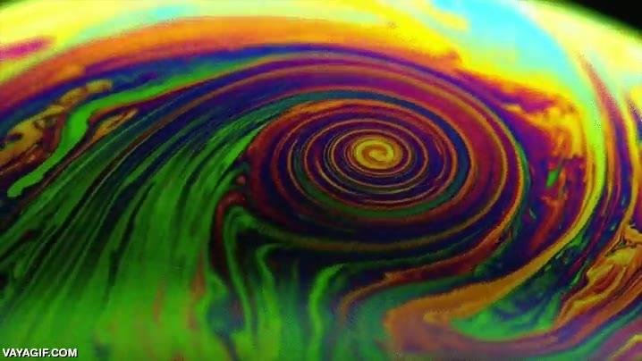 Enlace a Un meteorólogo francés nos muestra cómo se forman los ciclones usando burbujas
