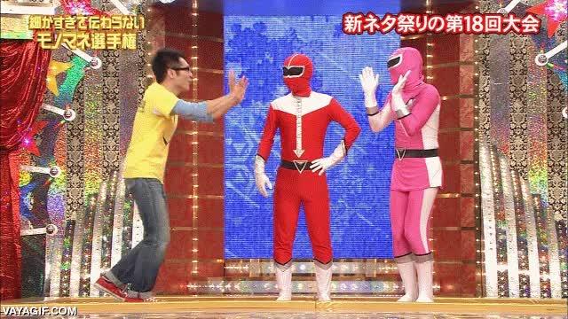Enlace a Toda mi infancia enamorado de la Power Ranger rosa y ahora, mis sueños se hace trizas