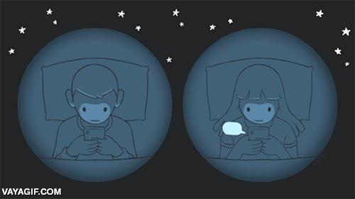 Enlace a Y así todas las noches con el amor de tu vida